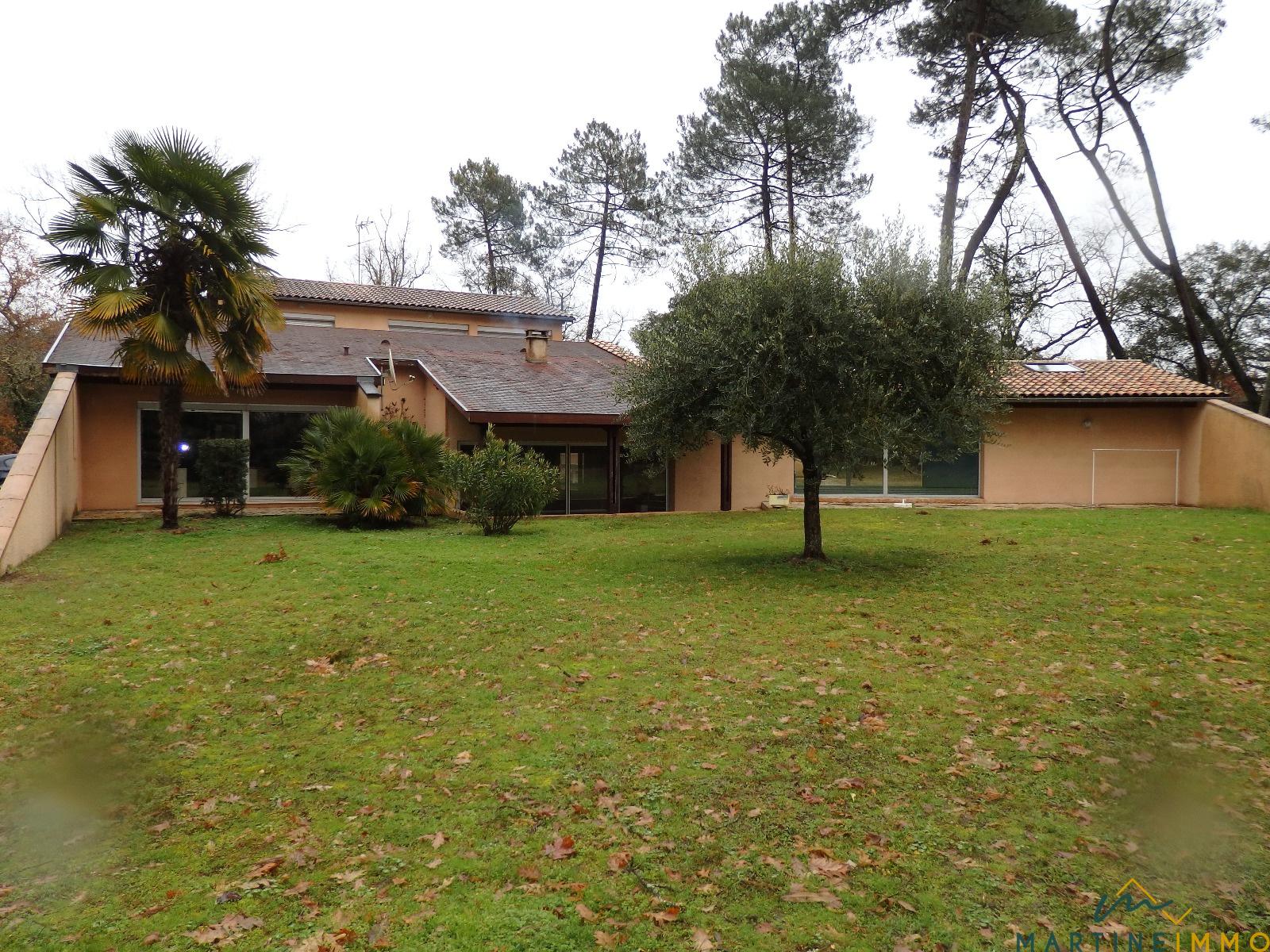 Vente maisons et terrains marmande saint bazeille et environs for Vente bien immobilier atypique