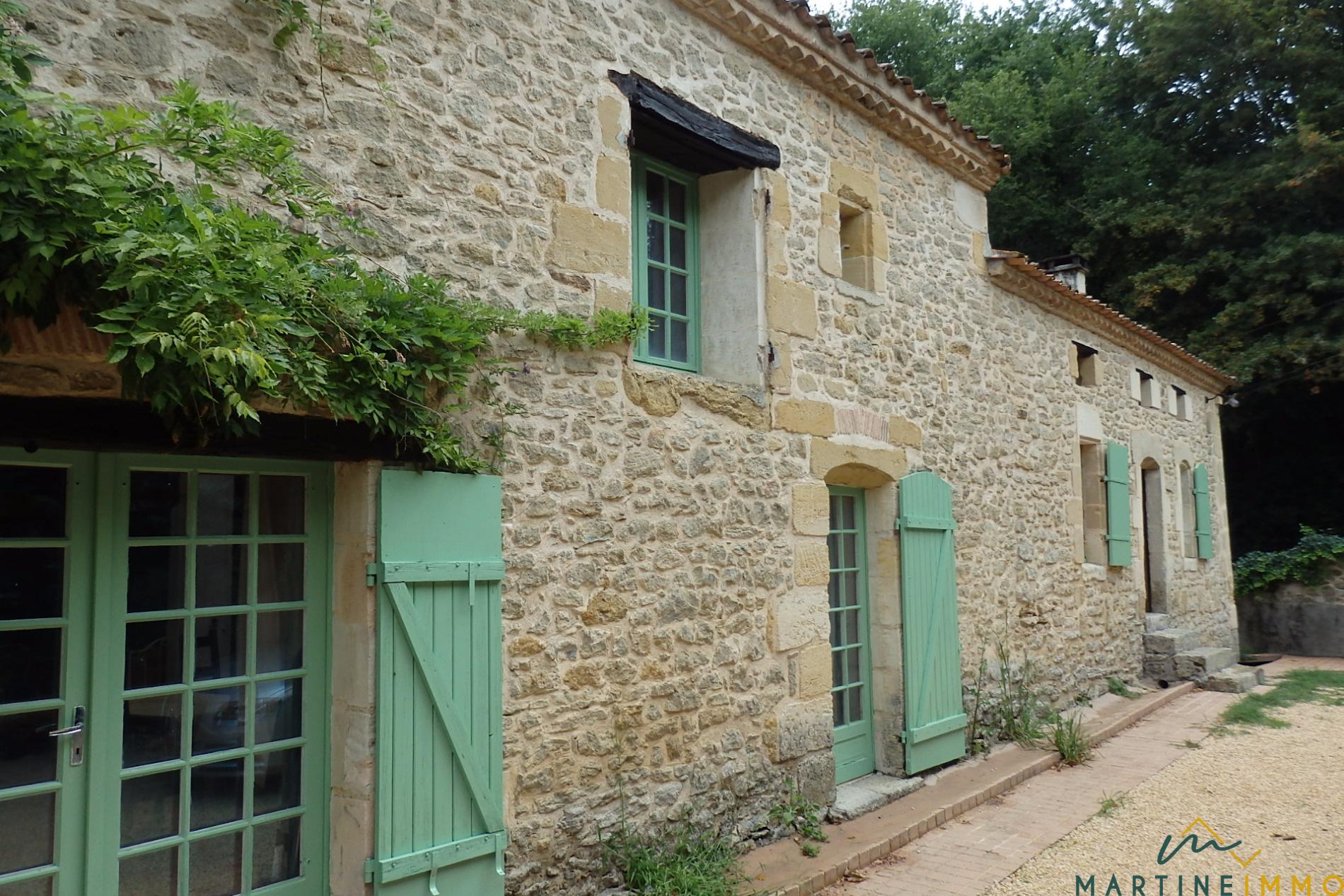 Offres de vente Maison Saint-Michel-de-Lapujade 33190