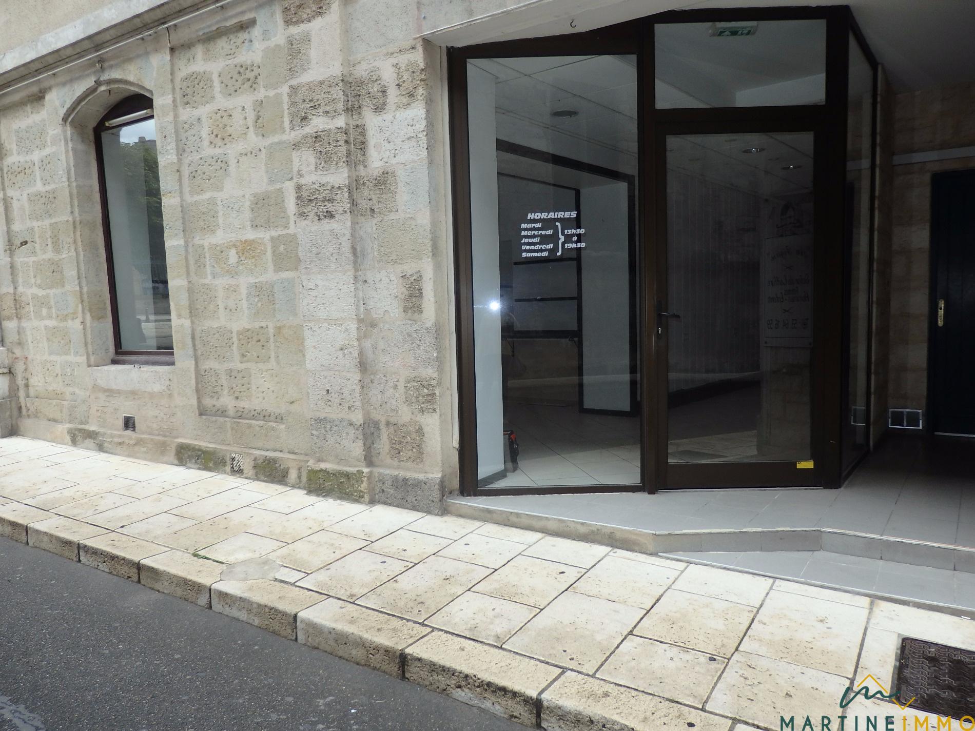 Location Immobilier Professionnel Local professionnel Marmande 47200