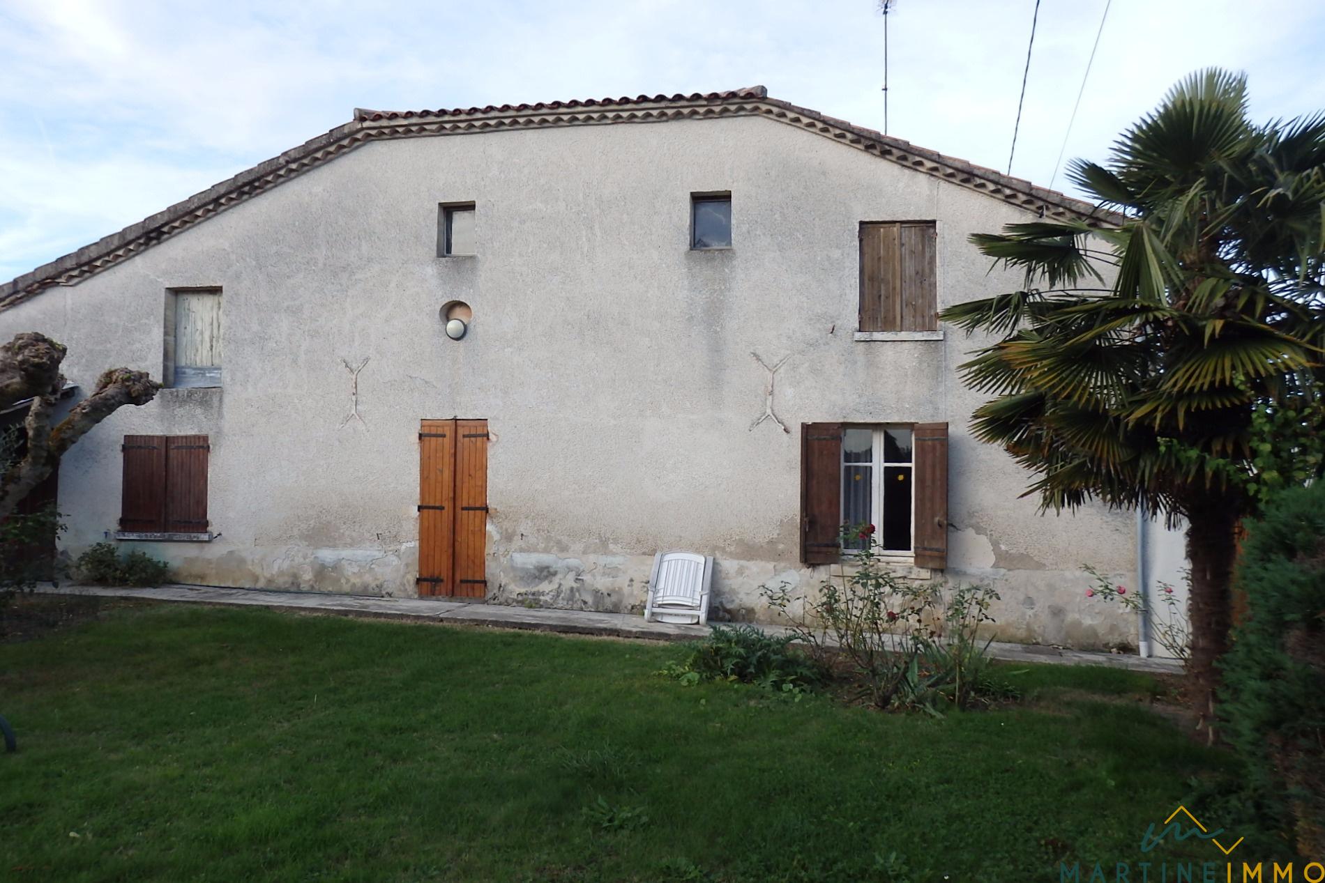 Offres de vente Maison Castelnau-sur-Gupie 47180